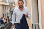 """Salvini: """"Stop l'adeguamento pensioni sopra i 5 mila euro"""""""