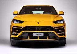 Ecco Urus, il nuovo Suv Lamborghini