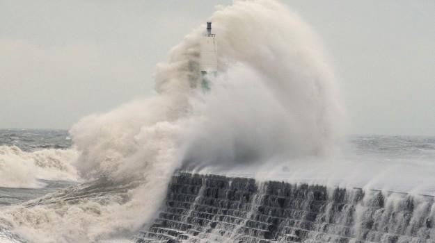 tempesta eleanor, Sicilia, Mondo