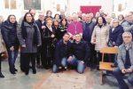 Alcamo, il vescovo incontra i membri dell'ente nazionale sordi