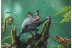 Il pipistrello gigante che camminava su 4 zampe