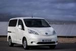 Con van e-NV200 consegne all'ultimo miglio a zero emissioni