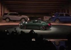 Ford presenta la Mustang Bullitt