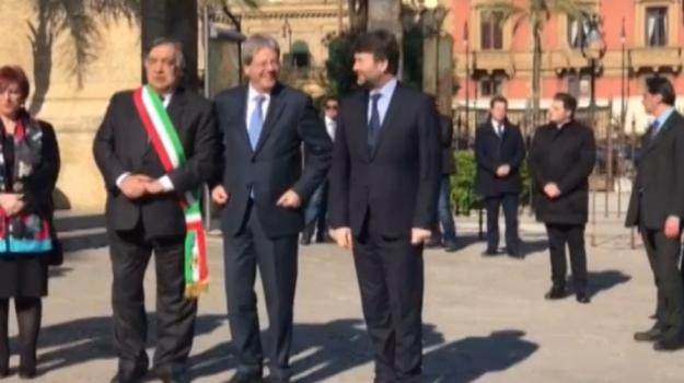 Palermo è capitale italiana della Cultura, arriva il premier Paolo Gentiloni