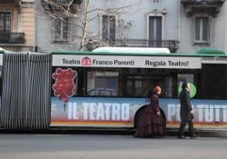 «Ghosts in Milan». Autobus - clip 9