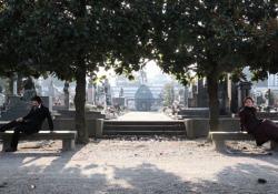 «Ghosts in Milan». Risveglio - clip 1