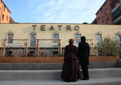 «Ghosts in Milan». Teatro - clip 10