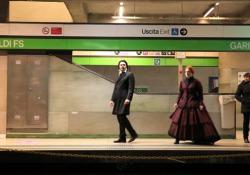 «Ghosts in Milan». Treni - clip 4