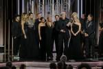 Golden globes, le star in nero per solidarietà alle donne vittime di molestie - Foto