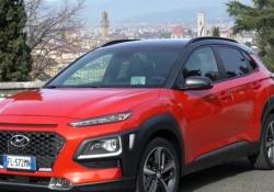Hyundai Kona: la prova