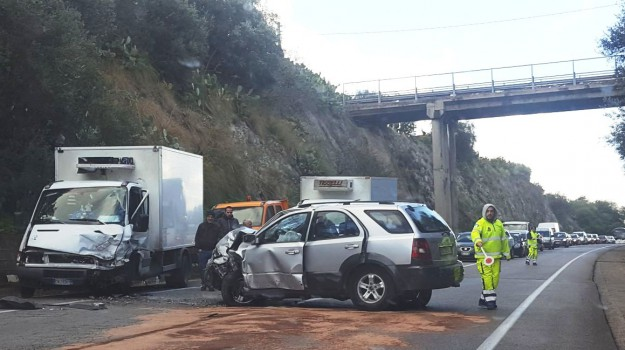 incidente palermo-agrigento, Palermo, Cronaca