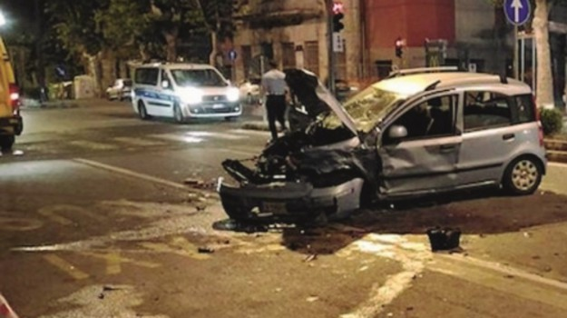 incidente messina, Messina, Cronaca