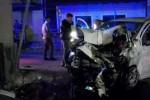 Schianto a Terme Vigliatore: muore una ragazza di 19 anni, 3 vittime in due giorni nel Messinese