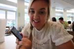 iPhone X, il video «hands-on» della Youtuber nel nuovo Campus Apple: licenziato il padre