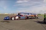 L'auto supersonica che arriva a 1600 km l'ora