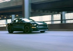 La nuova Ford Mustang Bullitt