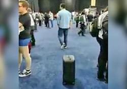 La valigia che ti riconosce e ti segue: la novità del Ces di Las Vegas