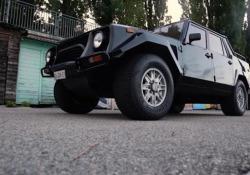 Lamborghini LM002La nascita dei megasuv