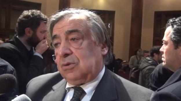 Ponti Palermo, Leoluca Orlando, Palermo, Politica