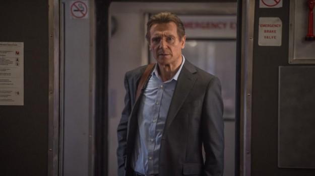 Rgs al Cinema, intervista a Liam Neeson