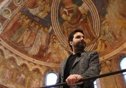 Marcello Simoni nell'Abbazia di Pomposa: «Vi svelo i suoi enigmi»