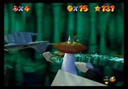 mario64, Super Mario in prima persona: come si gioca