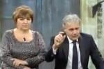 Malore in diretta tv per Giletti, notte in ospedale - Video