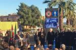 Visita a Catania di Mattarella, intitolata una rotonda a Ciampi