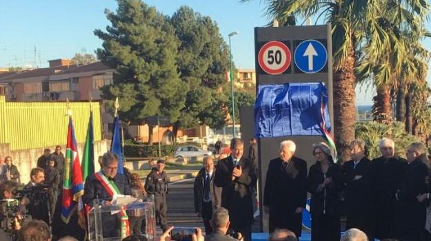 visita mattarella catania, Sergio Mattarella, Catania, Politica