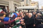 Il Belice ricorda la sua tragedia infinita, cerimonia con Mattarella 50 anni dopo