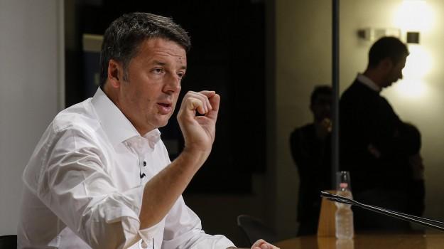 elezioni politiche 2018, liste pd, Matteo Renzi, Sicilia, Politica