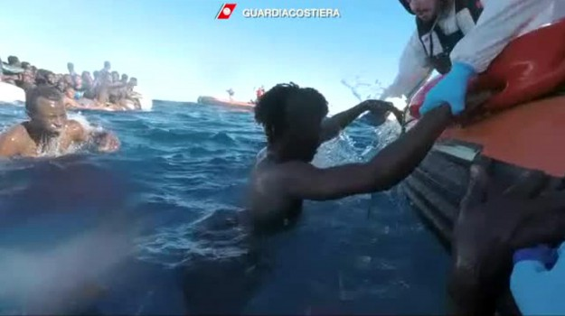 naufragio migranti, Catania, Cronaca