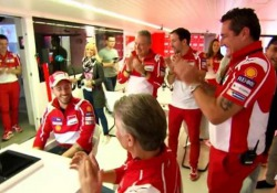MotoGp, la sfida finale Marquez-Dovizioso. Il video messaggio degli amici del ducatista