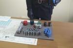 Mazzarino, nasconde 100 munizioni da caccia in un caseggiato: denunciato 40enne