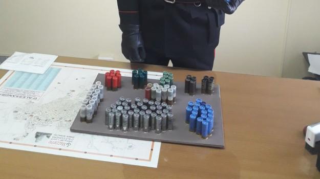 mazzarino munizioni, Caltanissetta, Cronaca