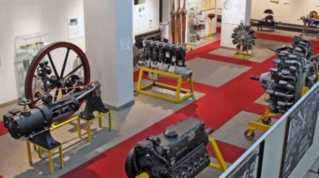 Museo Storico dei Motori e dei Meccanismi, Riccardo Monastero, Palermo, Cultura