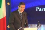 """Belice, Musumeci: """"La ricostruzione post-sisma fu un parziale fallimento dello Stato"""" - Video"""