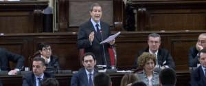 """Rifiuti, lo sfogo di Musumeci all'Ars: """"Mi sento un commissario dimezzato"""""""