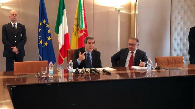 emergenza rifiuti sicilia, Nello Musumeci, Sicilia, Politica