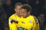 Psg, Neymar finalizza il contropiede perfetto