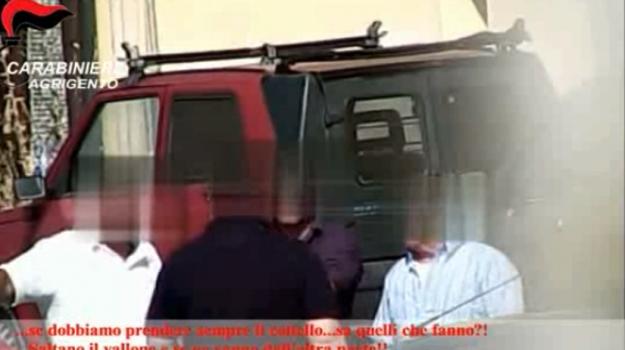 Retata di mafia ad Agrigento, 63 indagati