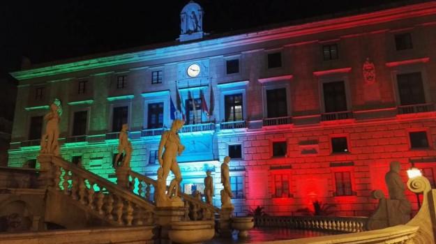 palazzo aquile tricolore, palermo capitale cultura, Palermo, Cultura