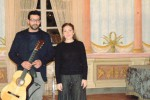 Noto, conclusa a palazzo Nicolaci la rassegna «Tiempo de guitarra»