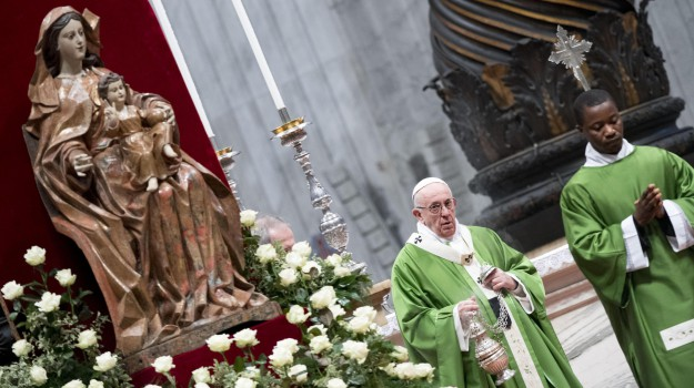 papa migranti, Papa Francesco, Sicilia, Cronaca