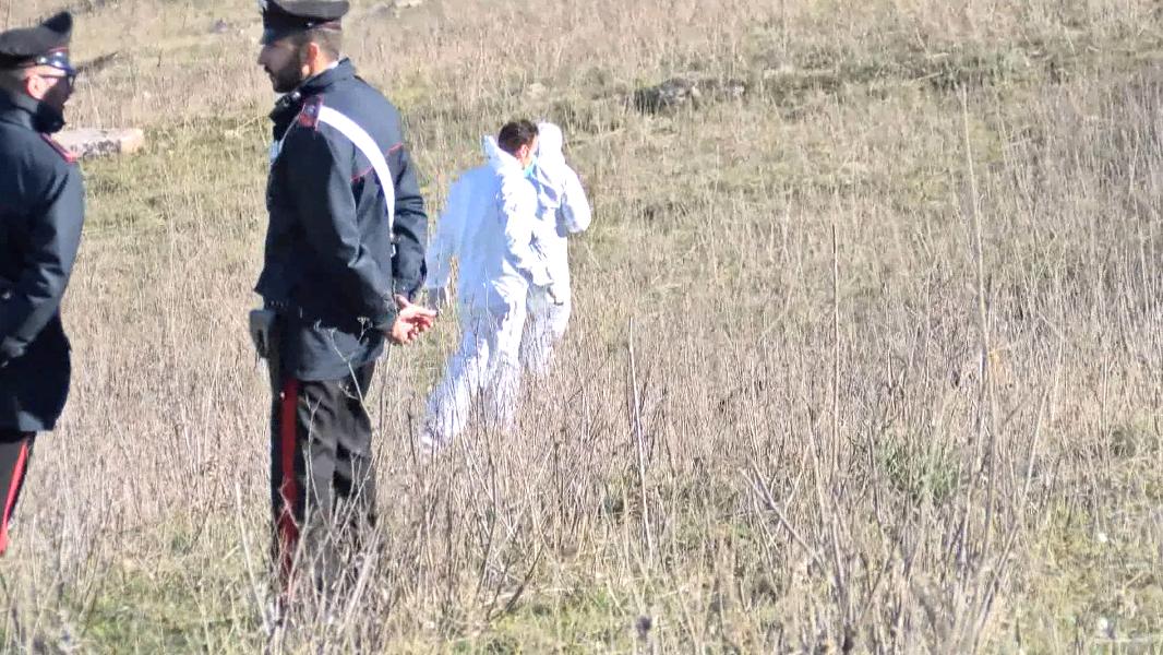 Pastore scomparso da casa trovato morto a Portella della Ginestra