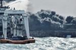 Petroliera iraniana affondata in Cina: si rischia disastro ambientale, morti i 32 a bordo