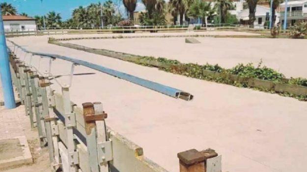 Pista abbandonata San Leone, Agrigento, Cronaca