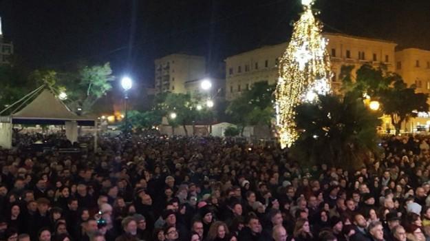 capodanno palermo, divieti capodanno palermo, Leoluca Orlando, Palermo, Cronaca