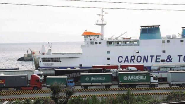 dragaggio porto tremestieri, Messina, Cronaca