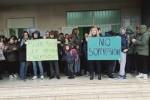 Milena, sit-in di protesta contro la soppressione dell'Istituto comprensivo
